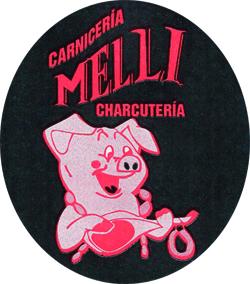 Logo Melli